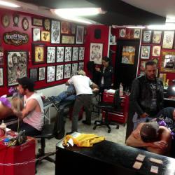 Bogotá Tattoo en Bogotá