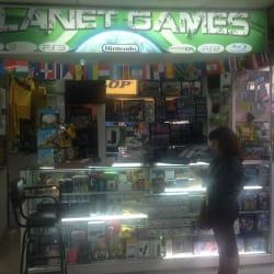 Planet Games en Bogotá
