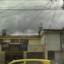 JR Partes Koreanas en Bogotá