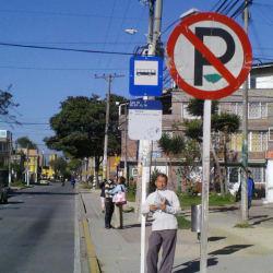 Parada 1 Alimentador Garcés Navas en Bogotá