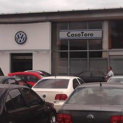 Volkswagen Calle 13 en Bogotá
