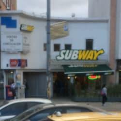 Subway Ilarco en Bogotá