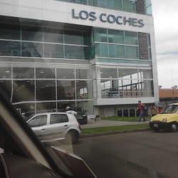 Los Coches Ford Megacentro en Bogotá