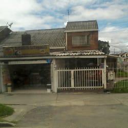 La Casita de la Empanada en Bogotá