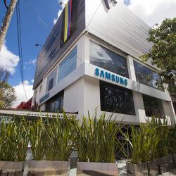 Samsung Experience Store Calle 84 en Bogotá