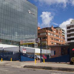 City Parking Calle 82 en Bogotá