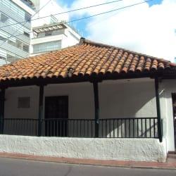 Casa General Francisco De Paula Velez en Bogotá