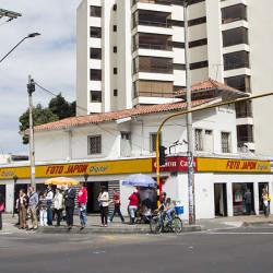 Foto Japón Calle 72 en Bogotá