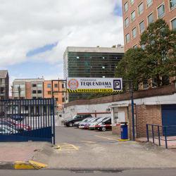 Parqueadero Tequendama Calle 72 en Bogotá