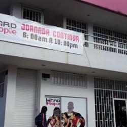 Hard People en Bogotá