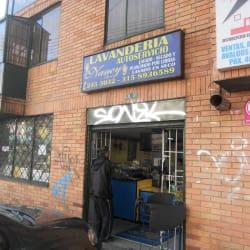Lavandería Nancy Sport en Bogotá