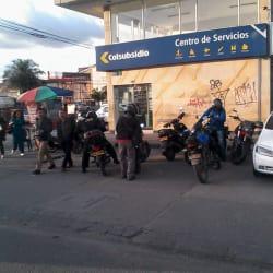 Colsubsidio Centro de Servicios Calle 13 con Carrera 63 en Bogotá