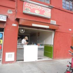 Angelo's Pizza Carrera 19 con 39 en Bogotá