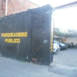Parqueadero Público Carrera 16 en Bogotá