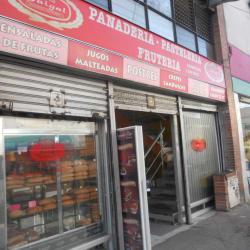 Panadería Pastelería y Frutería Zaigal en Bogotá