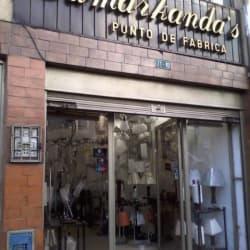 Samarkanda's en Bogotá