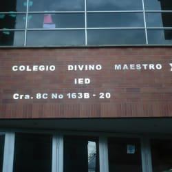 Instituto Educativo Distrital Colegio Divino Maestro Sede A en Bogotá
