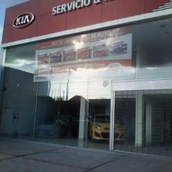 Kia Calle 72 con Carrera 20 en Bogotá