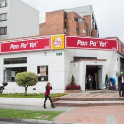 Pan Pa' Ya! Pepe Sierra en Bogotá