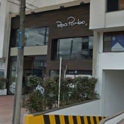 Pepa Pombo en Bogotá