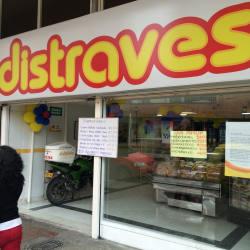 Distraves Héroes en Bogotá