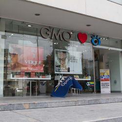 Ópticas GMO Prime Tower en Bogotá