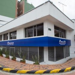 Analizar Laboratorio Clínico Sede Principal en Bogotá