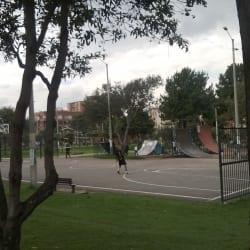 Parque de las Rampas en Bogotá