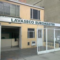 Lavaseco Euromáster en Bogotá