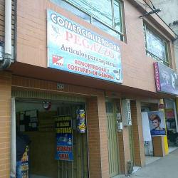 Comercializadora Pegazzo en Bogotá