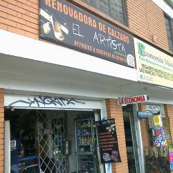 Renovadora de Calzado El Arista en Bogotá