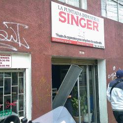 La Puntada Industrial Singer en Bogotá