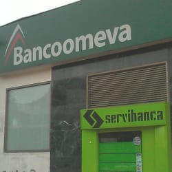 Cajero Servibanca Coomeva en Bogotá