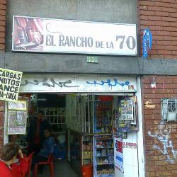 El Rancho de la 70 en Bogotá