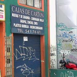Cajas de Carton Diana Mendoza Pedroza en Bogotá