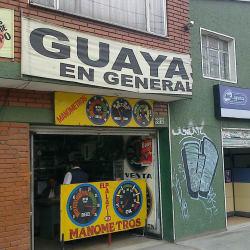 El Palacio de Los Manometros en Bogotá