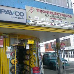 Tecnieléctricos B y J Avellaneda en Bogotá