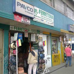 Rec Ferretería en Bogotá