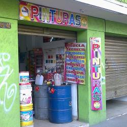 Pinturas Avenida Rojas en Bogotá