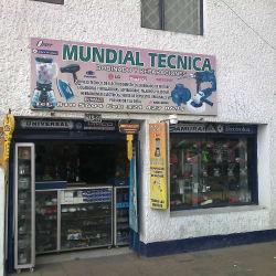 Mundial Técnica en Bogotá