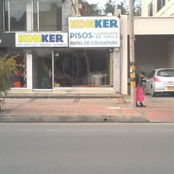 Konker  Calle 122 en Bogotá