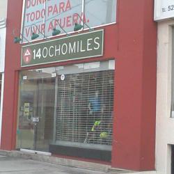 14 Ochomiles en Bogotá
