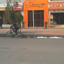 Dominga en Bogotá
