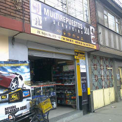 Multirepuestos y Servicios JJJ en Bogotá