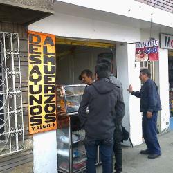 Desayunos y Almuerzos y Algo Más en Bogotá