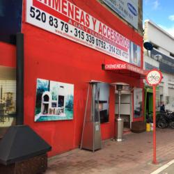 Chimeneas y Accesorios en Bogotá