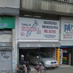 Tornillos Edual S.A.S en Bogotá