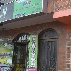 Distribuidora del Color en Bogotá
