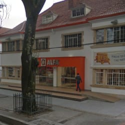 Pisos Alfa en Bogotá