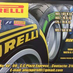 Pirelli Express en Bogotá